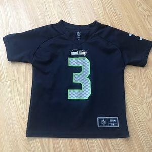 SOLD - Nike NFL Seattle Seahawks Wilson #3 Jersey